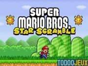 Super Mario Bros - Star Scramble
