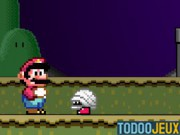 Super Mario Flash - Halloween Version